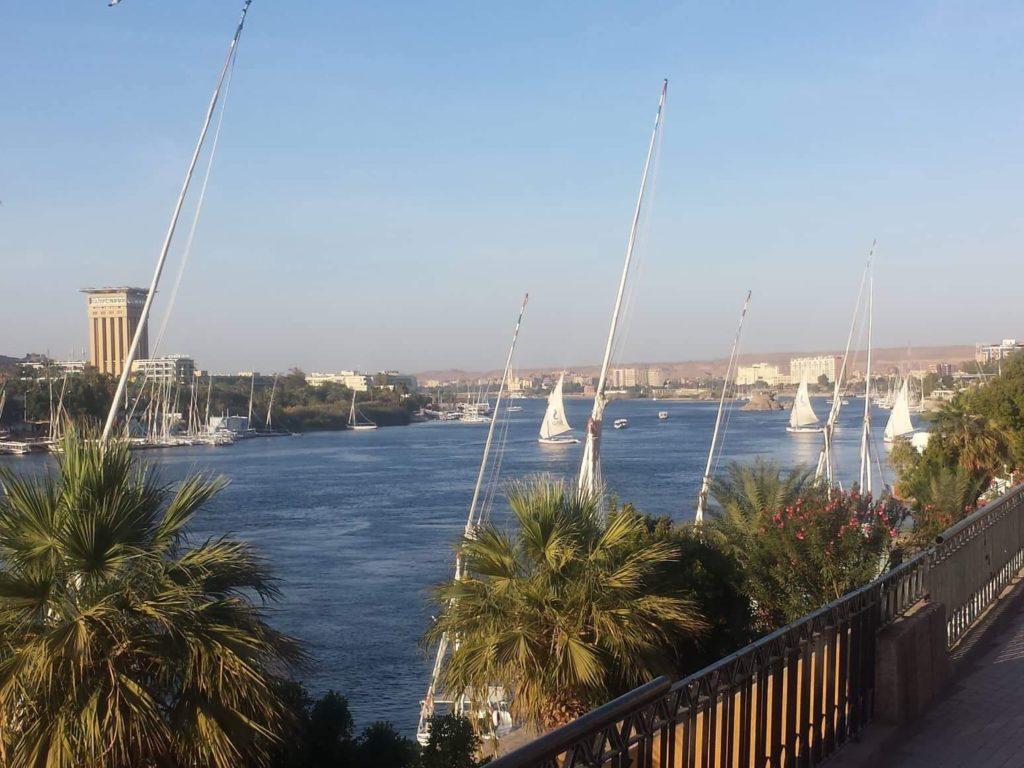 Тур по Нилу/Гробницы князей - Aswan Nile tour/Тombs of princes