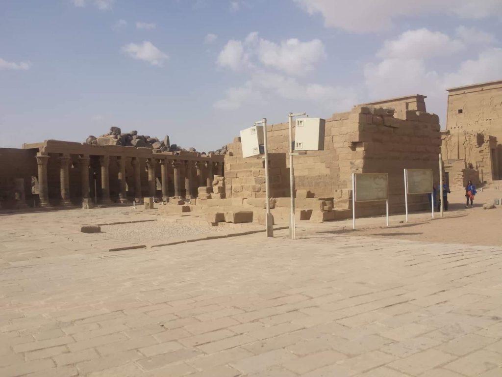 Храм Филае в Асуане - Aswan Philae Temple