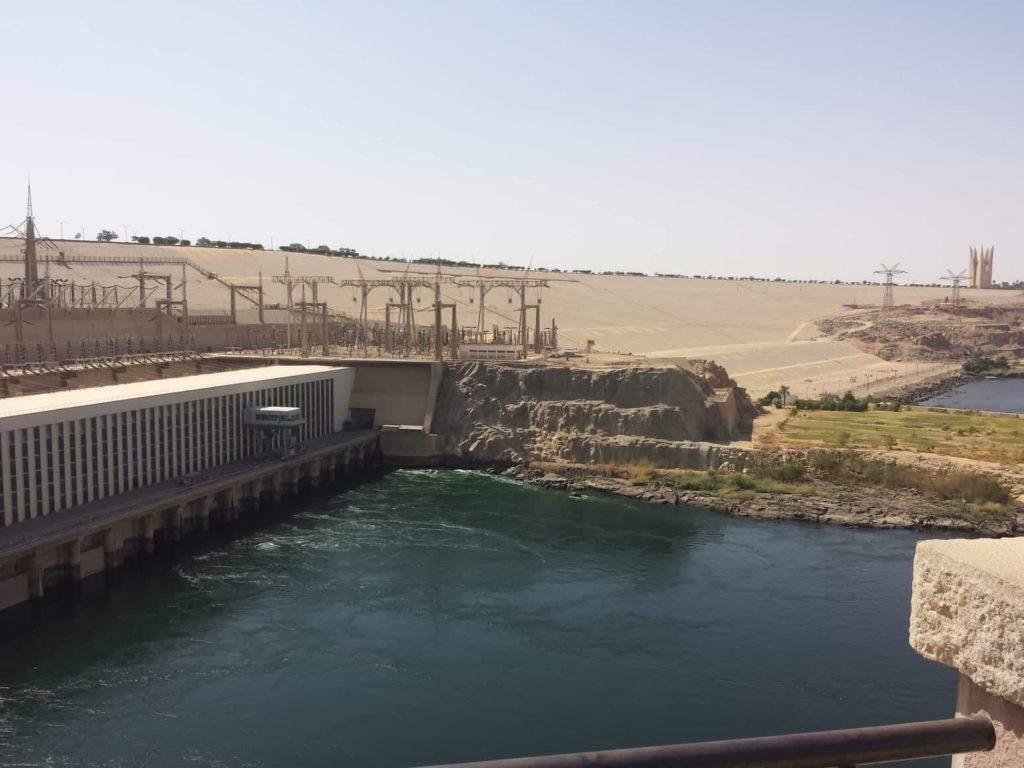 Асуанская дамба - Aswan High Dam
