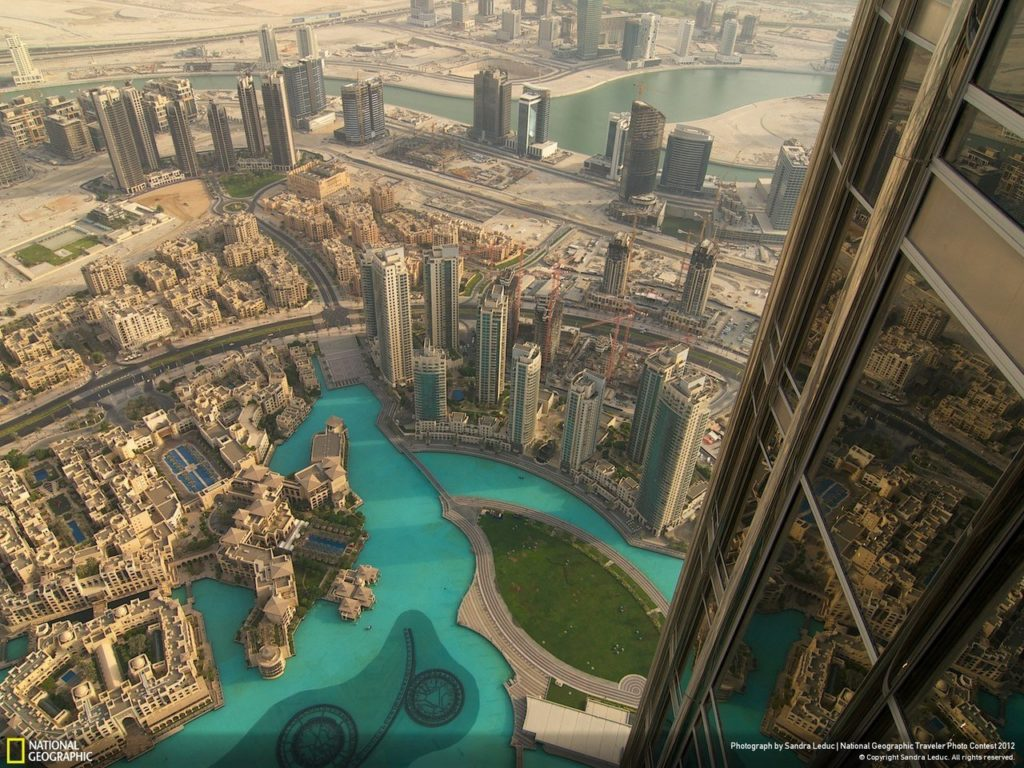 Бурдж Халифа — Burj Khalifa