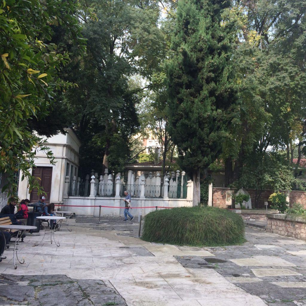 Музей Галата в Стамбуле - Istanbul Galata Mevlevi Museum