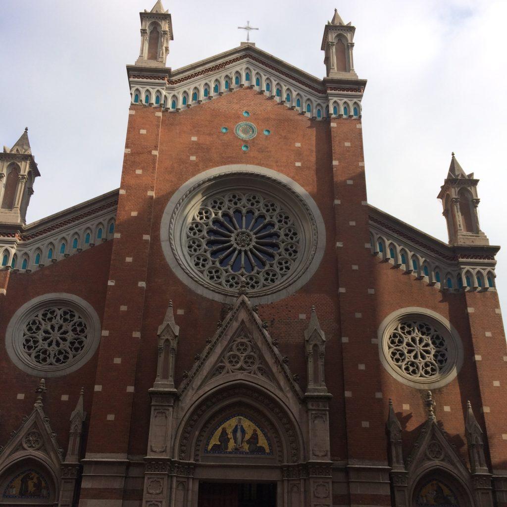 Церковь Святого Антония Падуанского в Стамбуле - Istanbul Church of St. Anthony of Padua