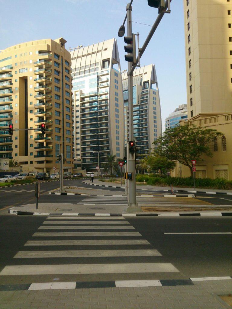 Район Дубай Марина