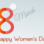 8 Марта – Happy Women's Day